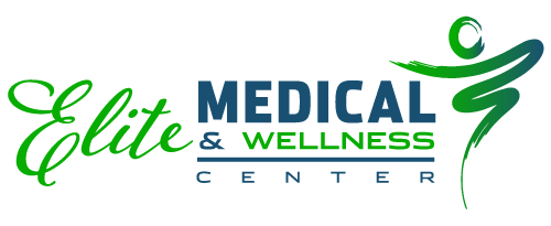 elite medical and wellness logo